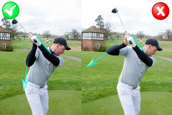 ELBOWS AND HIPS FOR CONSISTENT BALL STRIKING - Me And My Golf
