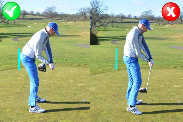 Do you Early Extend in your golf swing? - Me And My Golf