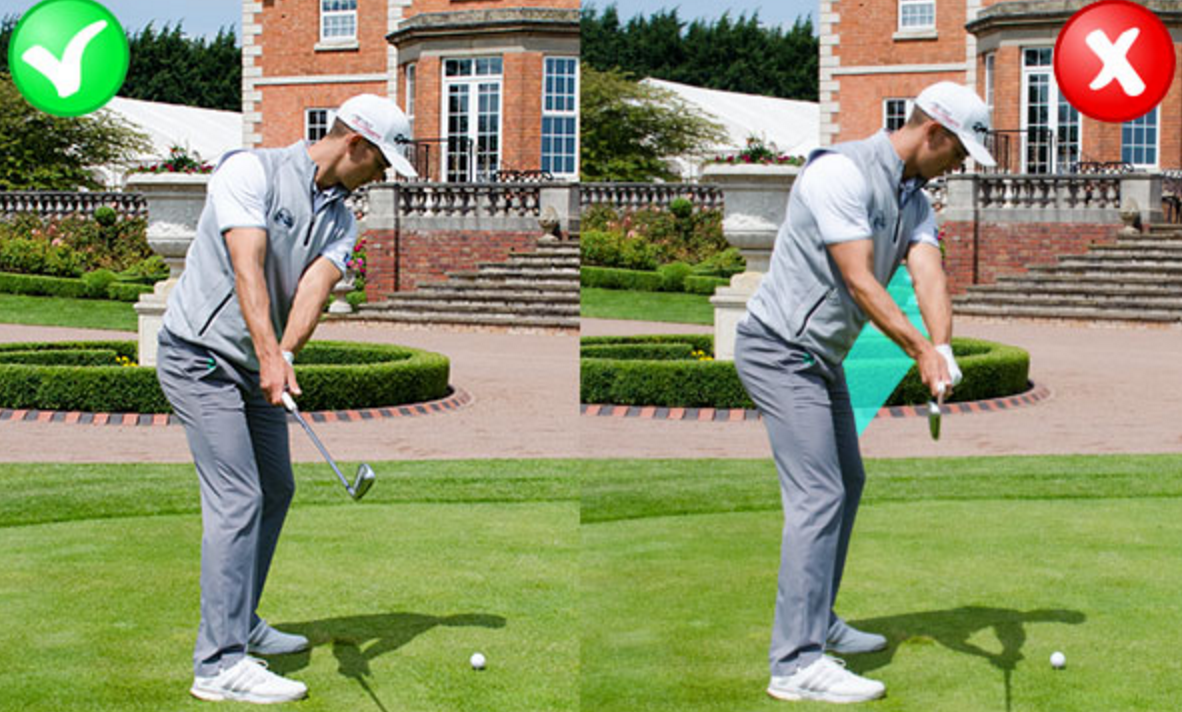 Synchronize Your Back Swing For Better Golf Me And My Golf