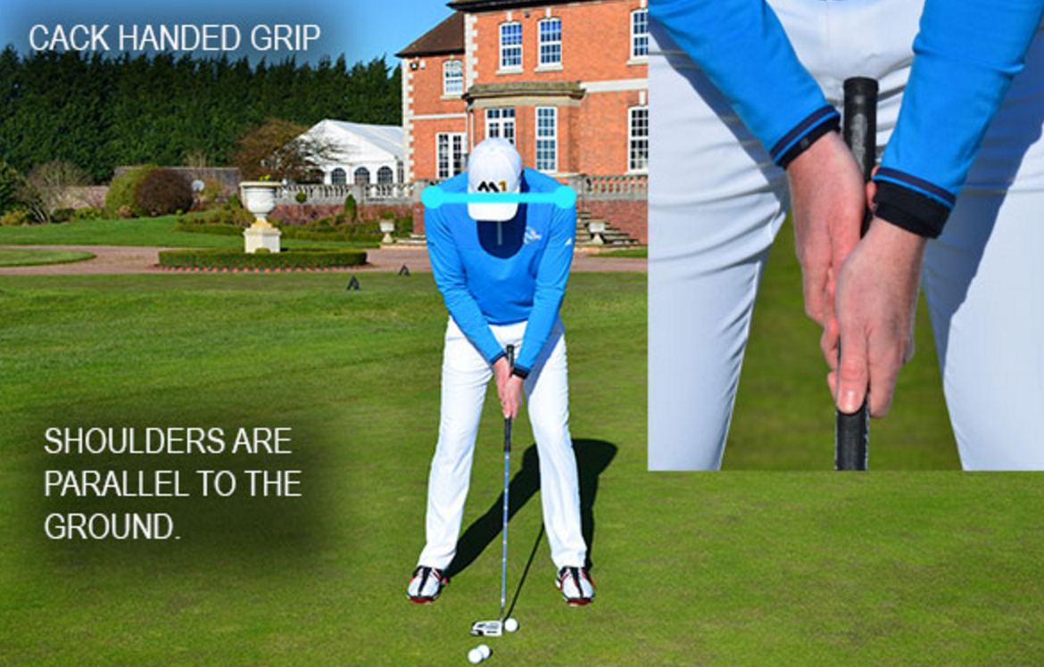 THE 3 MOST IMPORTANT PARTS OF A PUTTING GRIP - Me And My Golf