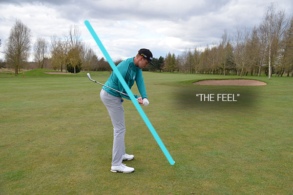 how to get good at golf quickly