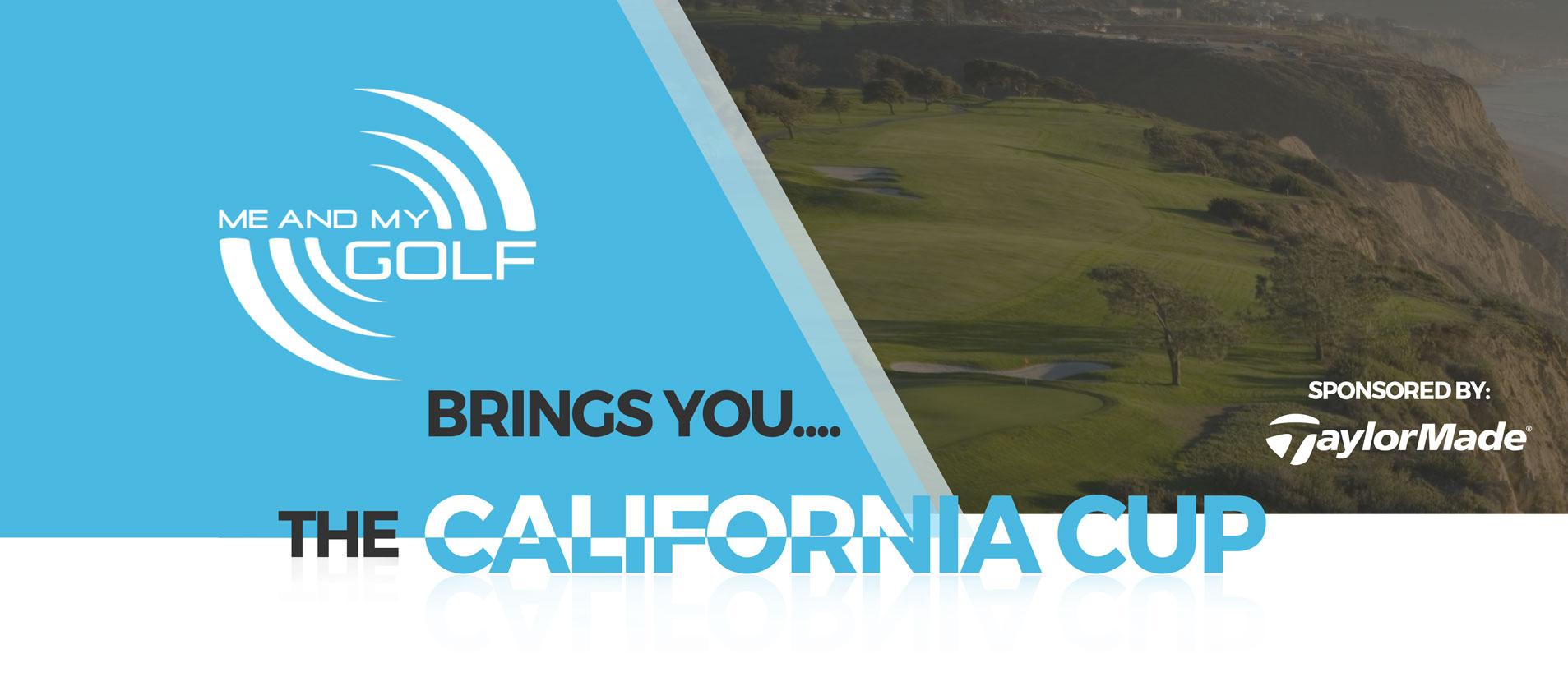 California Cup TaylorMade Golf