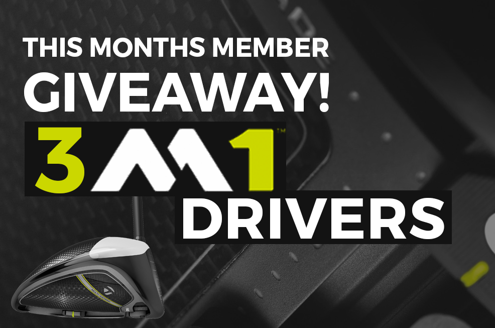 taylormade driver m1 giveaway