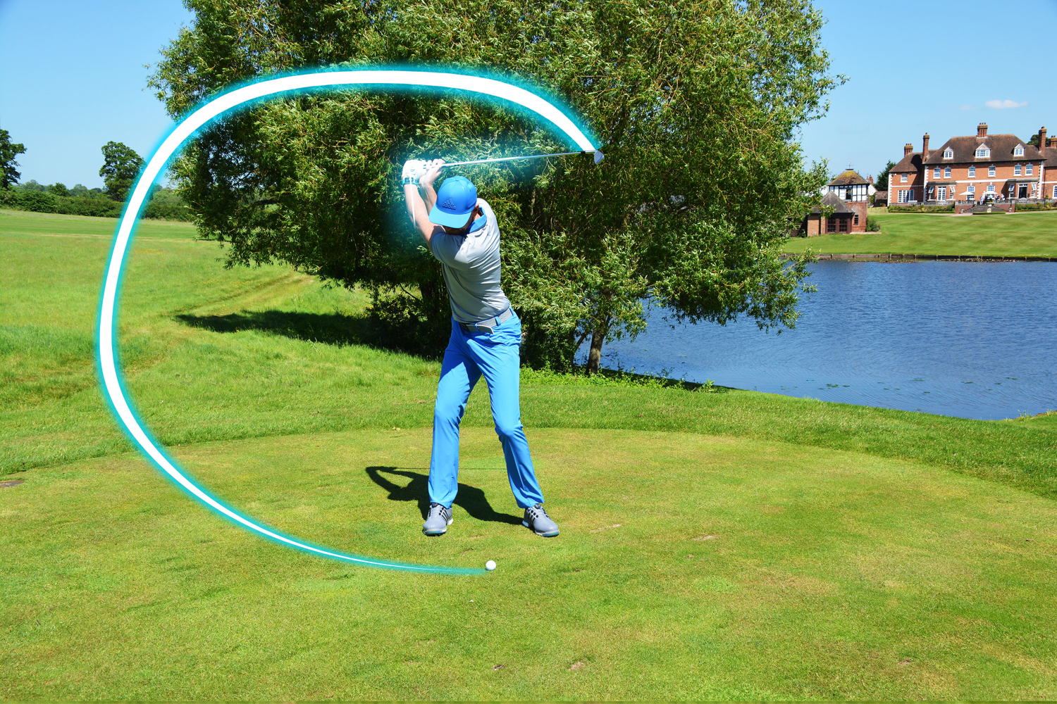 how to hit your irons pure