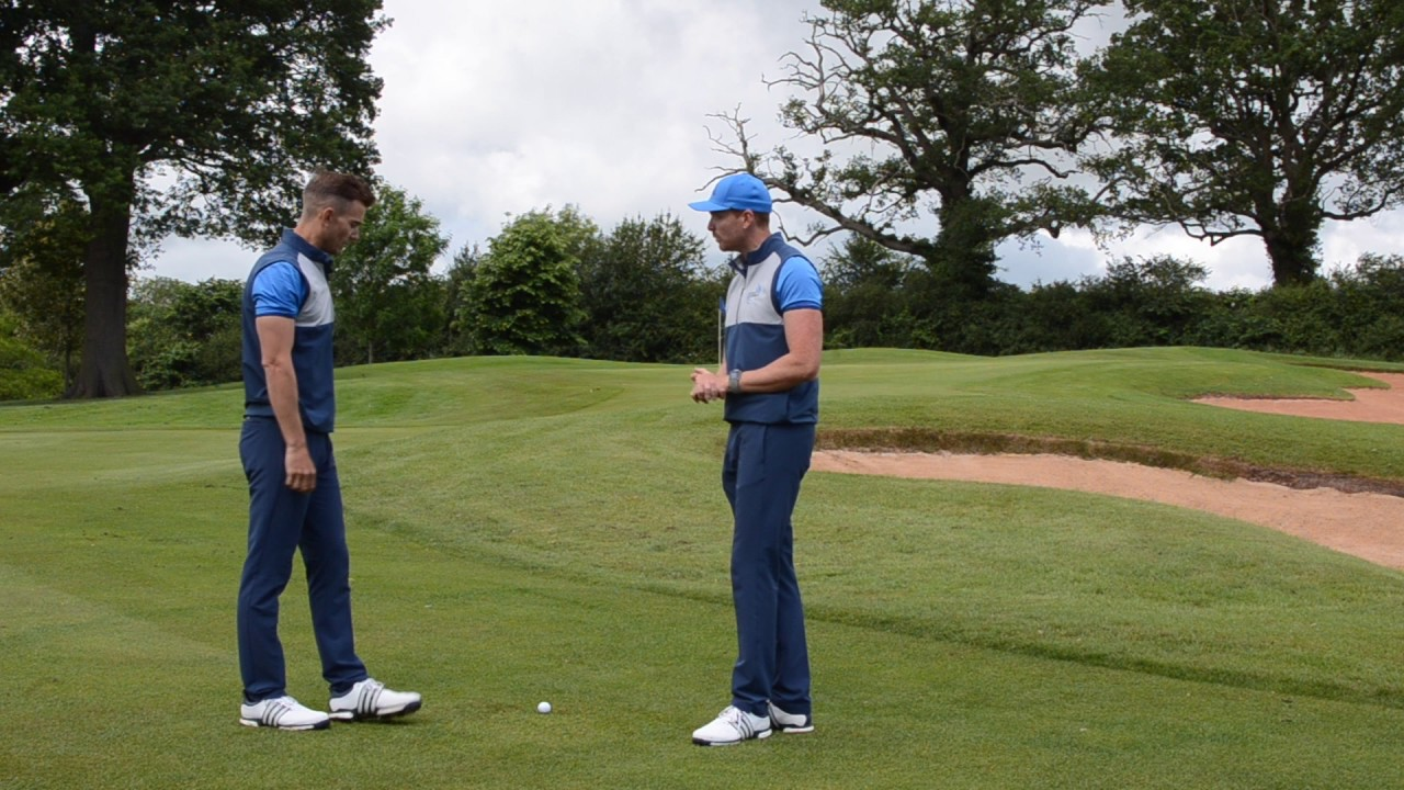 how to play golf for beginners video