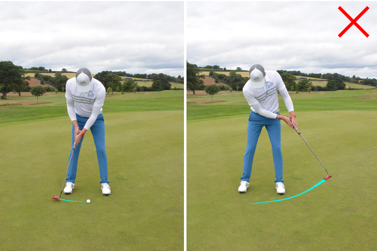 break 100: pendulum putting