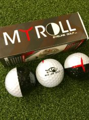 MyRoll 2-Color Golf Ball