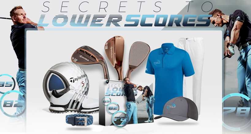 secrets to lower scores giveaway terms