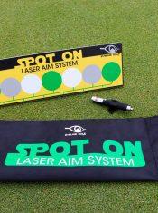 Spot On Laser Aim System