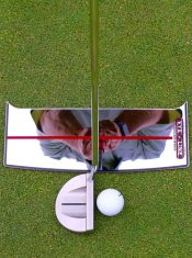 Shoulder Mirror - Putting Alignment