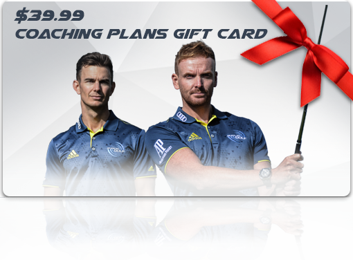 Coaching plans gift card