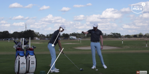 3 tips to stop your slice using an alignment stick