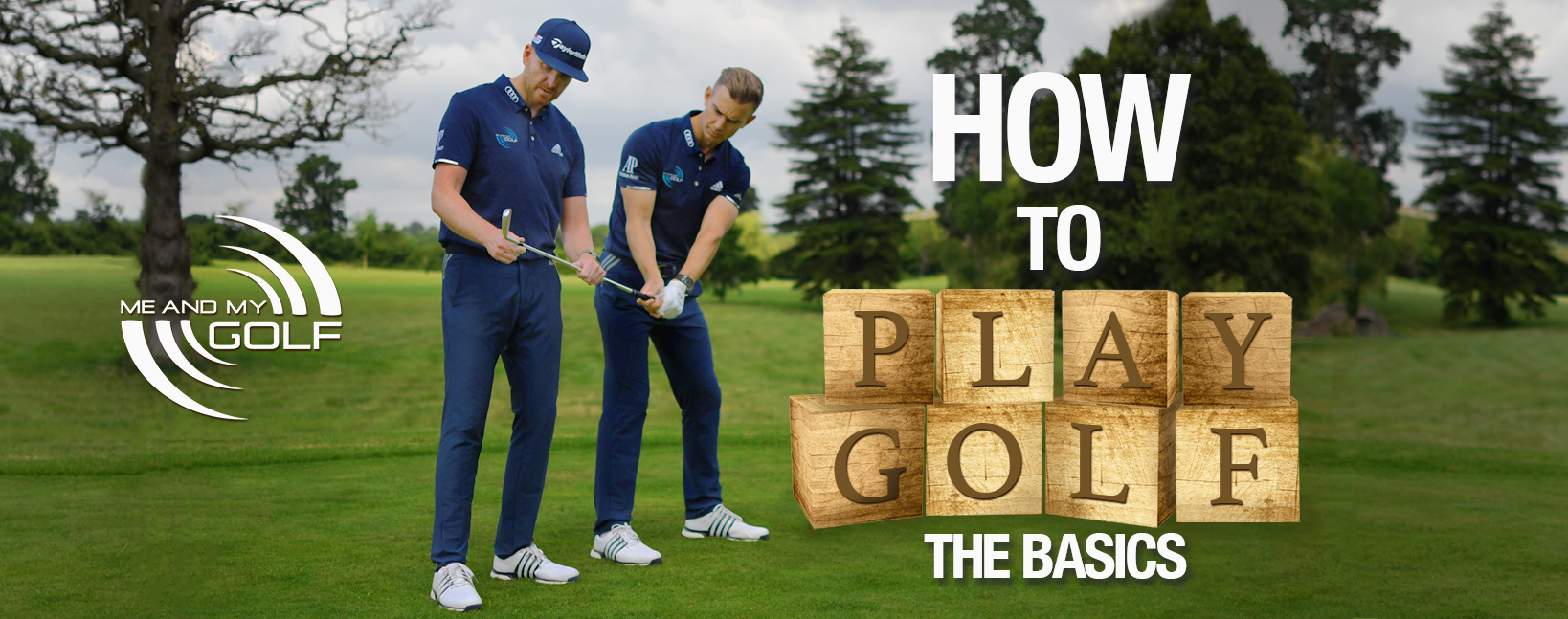 How to play golf: basics - golf coaching plan for beginner golfers