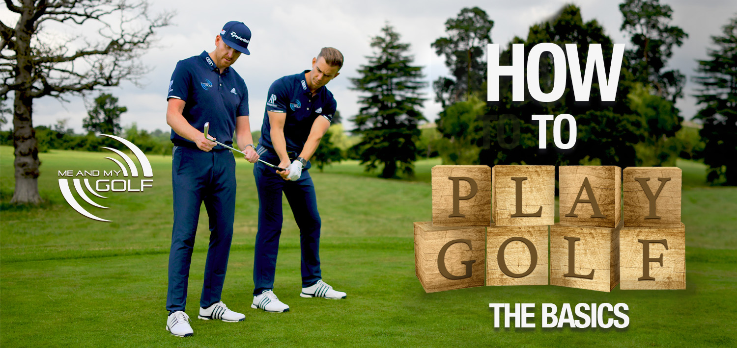 How to Play Golf - The Basics