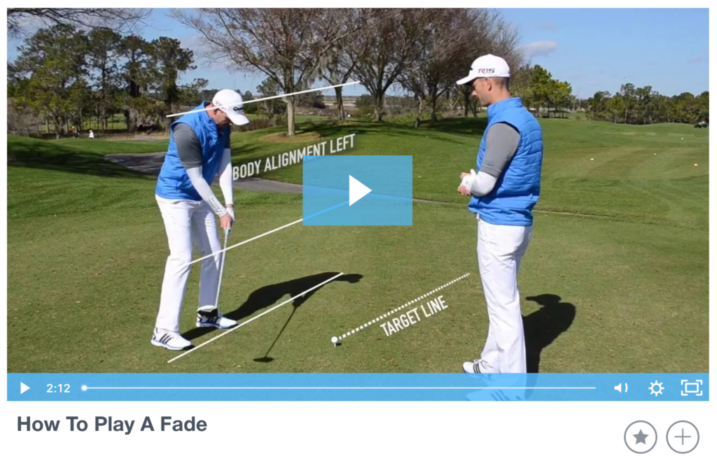 How to play a fade video thumbnail