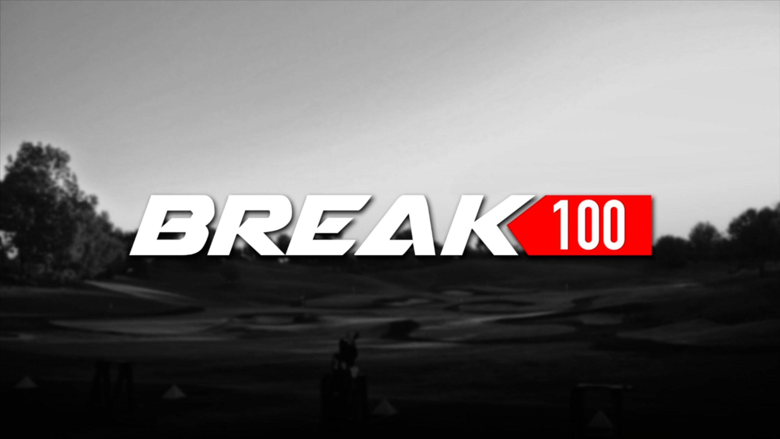 BREAK 100 - SAMPLE VIDEO